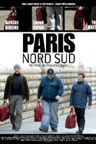 Affiche du film : Paris nord-sud