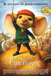 Affiche du film : La légende de Despereaux