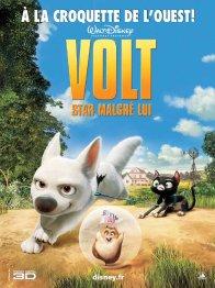 Affiche du film : Volt, star malgré lui