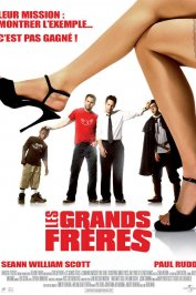 background picture for movie Les grands frères