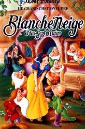 Affiche du film Blanche-Neige et les 7 nains