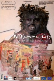 background picture for movie N'Djamena City