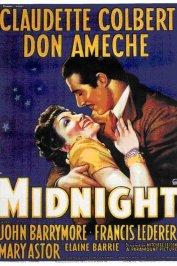 background picture for movie La Baronne de minuit
