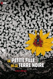 background picture for movie La petite fille de la terre noire