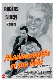 background picture for movie Mademoiselle et son bébé