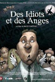 background picture for movie Des idiots et des anges
