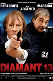 background picture for movie Diamant 13