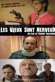 background picture for movie Les Vieux sont nerveux