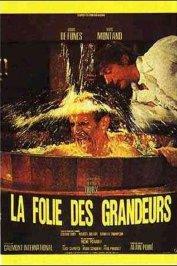 background picture for movie La folie des grandeurs