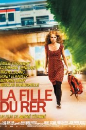 background picture for movie La fille du RER