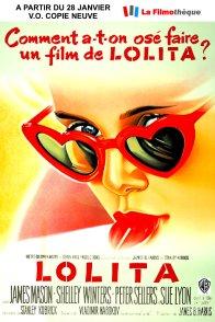 Affiche du film : Lolita