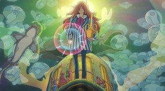 Affiche du film : Ponyo sur la falaise
