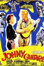 background picture for movie Johnny Guitare