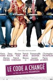 Affiche du film Le code a changé