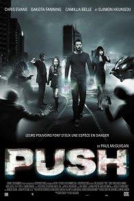 Affiche du film : Push