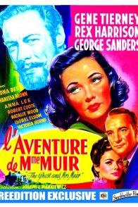 Affiche du film : L'aventure de madame muir