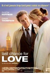 Affiche du film : Last Chance for Love