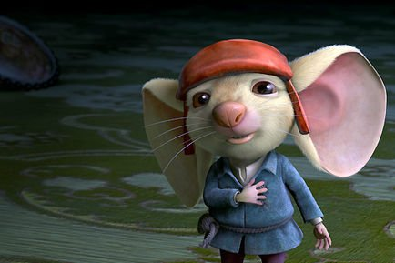 Photo du film : La légende de Despereaux