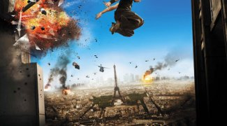 background picture for movie Banlieue 13 : Ultimatum