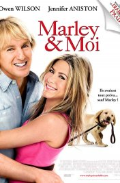 Affiche du film : Marley et moi