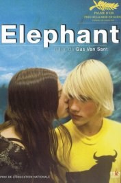 background picture for movie Elephant