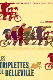 background picture for movie Les Triplettes de Belleville