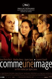 background picture for movie Comme une image