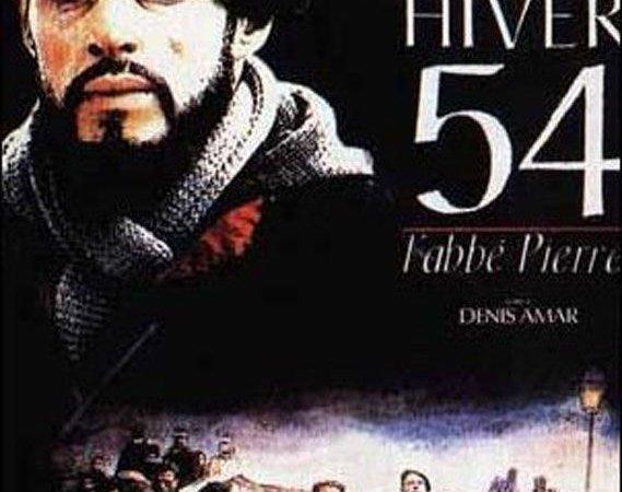 Photo du film : Hiver 54, l'Abbé Pierre