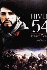 Affiche du film : Hiver 54, l'Abbé Pierre