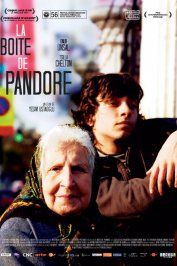 background picture for movie La boîte de Pandore