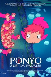 background picture for movie Ponyo sur la falaise