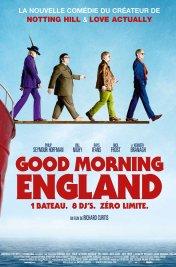 Affiche du film : Good Morning England