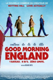 background picture for movie Good Morning England