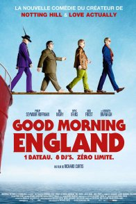Affiche du film : Good Morning England