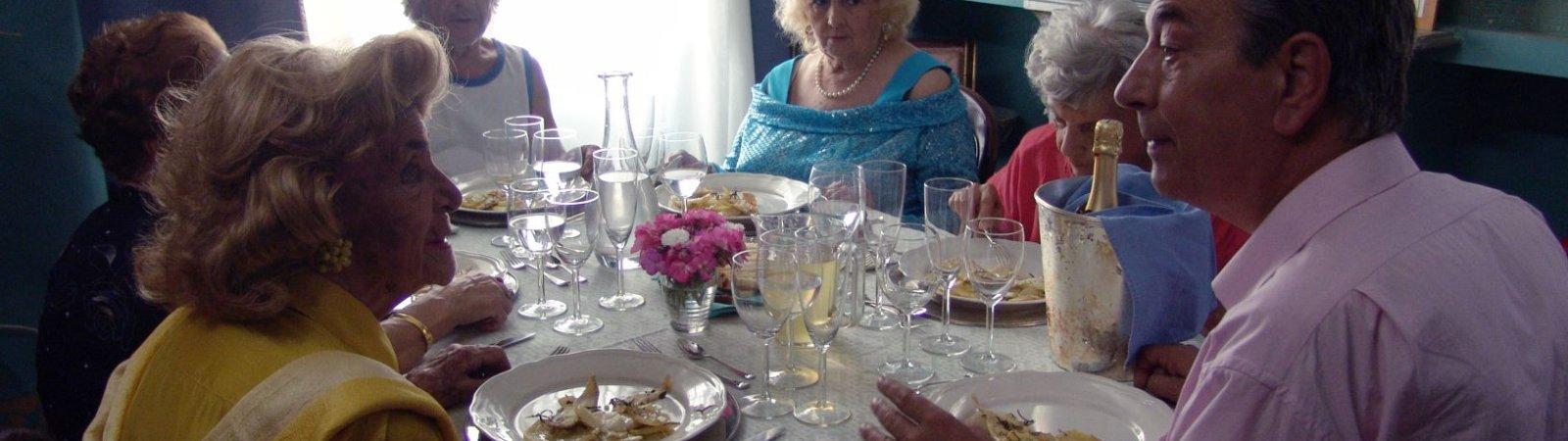 Photo du film : Le déjeuner du 15 août