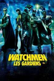 background picture for movie Watchmen - les gardiens