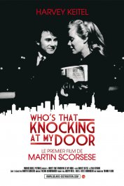 background picture for movie Who's that knocking at my door ?