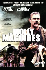 Affiche du film The Molly Maguires
