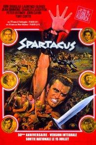 Affiche du film : Spartacus