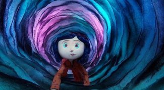 Affiche du film : Coraline