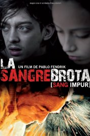 background picture for movie La Sangre Brota (sang impur)