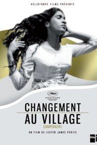 Affiche du film : Changement au village