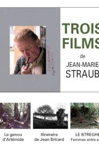 Affiche du film : Trois films de Jean-Marie Straub