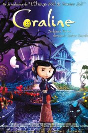 background picture for movie Coraline