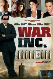 background picture for movie War Inc.
