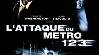 Affiche du film : L'attaque du métro 123