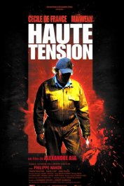 background picture for movie Haute tension