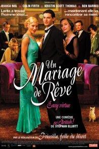 Affiche du film : Un mariage de rêve