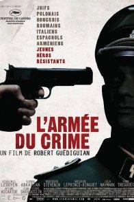 Affiche du film : L'armée du crime