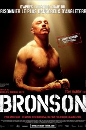 background picture for movie Bronson